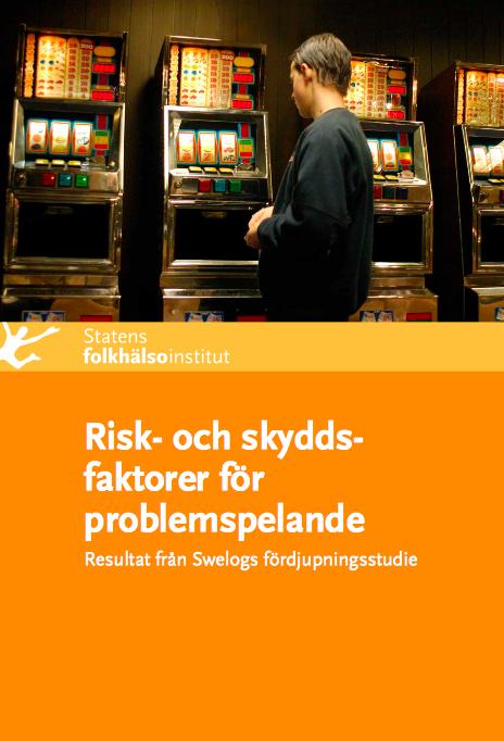 risk och skyddsfaktorer spelberoende